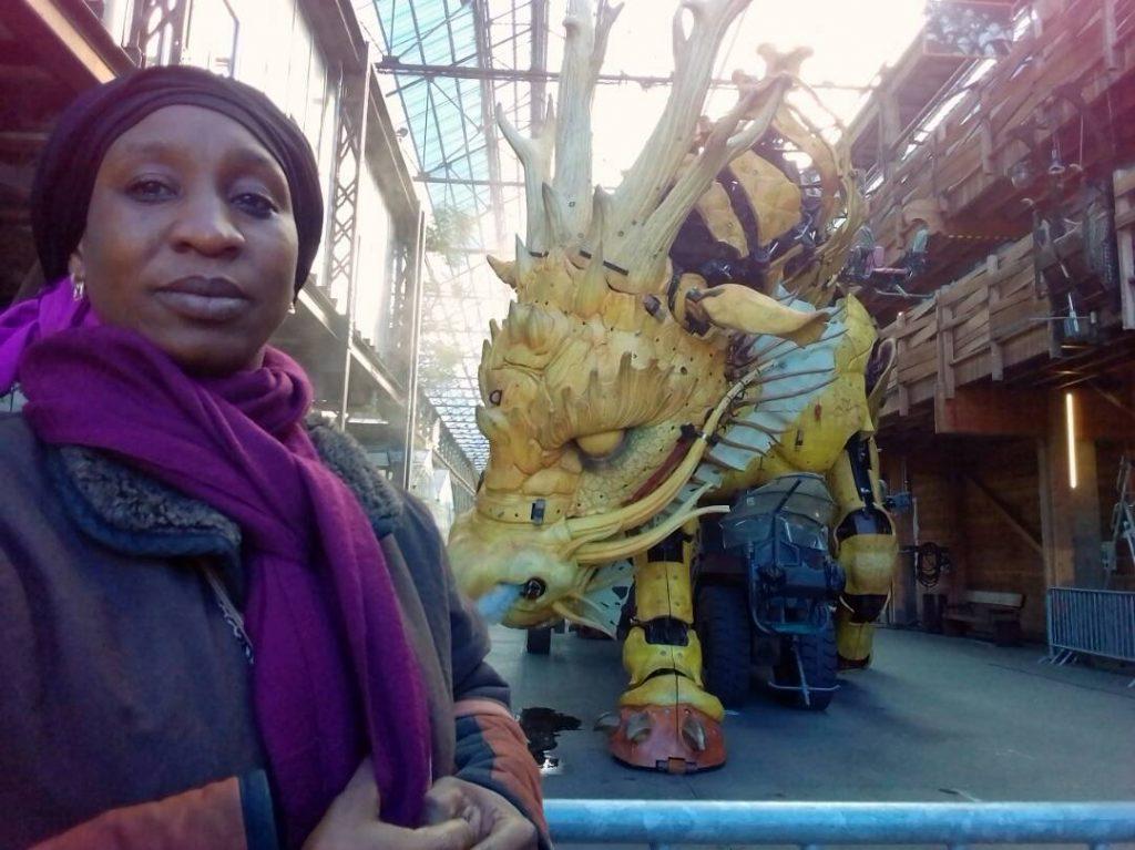 Visite de Nantes et son célèbre dragon sous les nefs