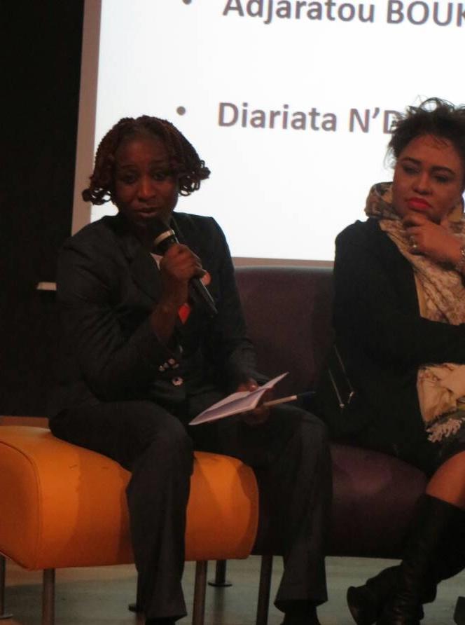 Conférence sur l'engagement des femmes
