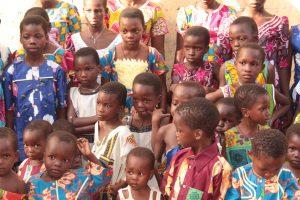 Jeunes de l'orphelinat