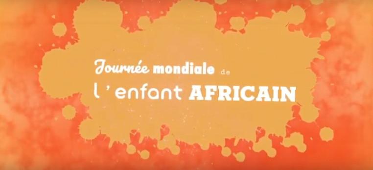 Film – La journée mondiale de l'enfant africain